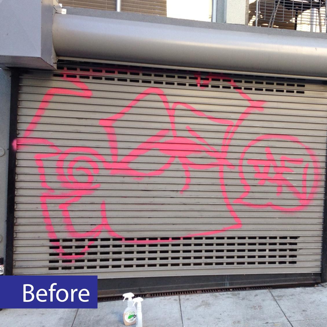 Before-Graffiti