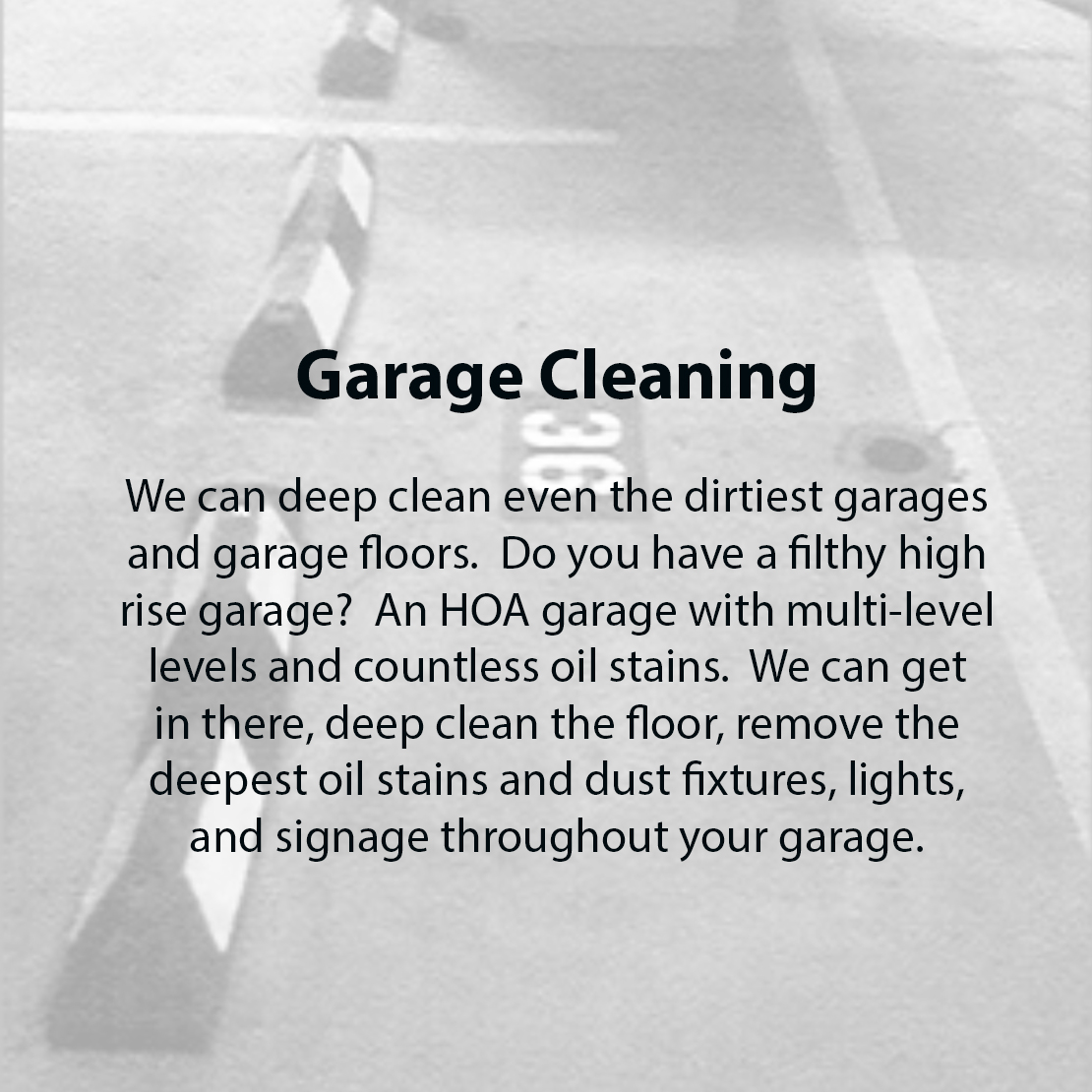 Garage-Cleaning